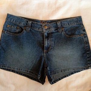 🌵DUPLEX Jean Shorts Sz 10